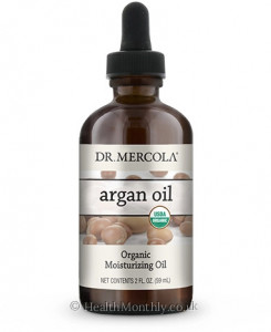 Dr. Mercola Healthy Home, Organic Argan Moisturising Oil