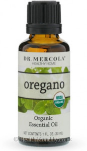 Dr. Mercola Healthy Home, Organic Oregano Essential Oil