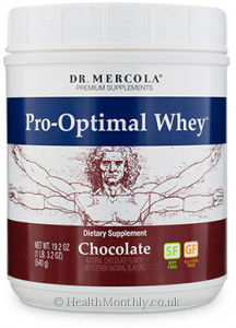 Dr. Mercola Pro-Optimal Whey™