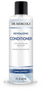 Dr. Mercola Revitalising Conditioner with Aloe Vera & Red Clover