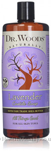 Dr. Naturally Lavender Castile Soap