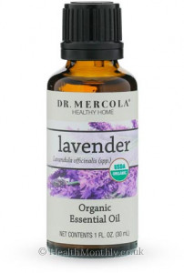 Dr. Mercola Healthy Home, Organic Lavender Essential Oil