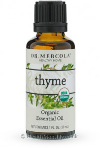 Dr. Mercola Healthy Home, Organic Thyme Essential Oil