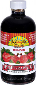 Dynamic Health Laboratories Pure Pomegranate Juice Concentrate