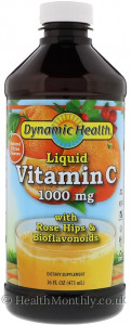 Dynamic Health Liquid Vitamin C