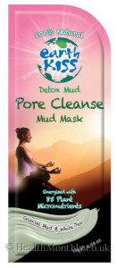 Earth Kiss Detox Mud Pore Cleanse Mud Mask