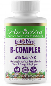 Paradise® Earth's Blend® B-Complex