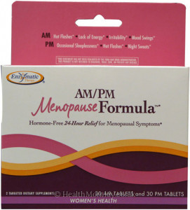 Enzymatic Therapy Am Pm Menopause Formula