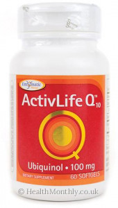 Enzymatic Therapy ActivLife Q10