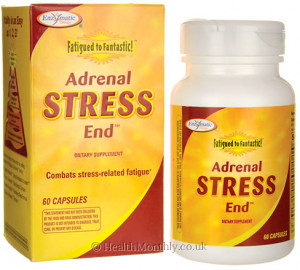 Enzymatic Therapy Adrenal Stress-End