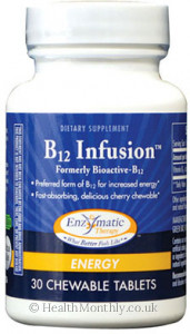 Enzymatic Therapy B-12 Infusion