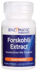 Enzymatic Therapy Forskohlii Extract