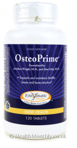 Enzymatic Therapy Osteoprime