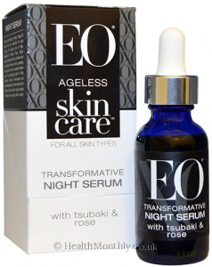 EO Products Ageless Skin Care Transformative Night Serum