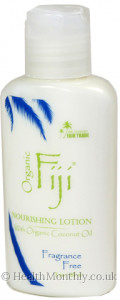 Fiji Fragrance Free Moisturising Oil Lotion, For Face & Body
