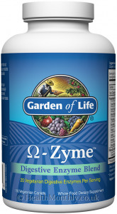 Garden Of Life Omega-Zyme Digestive Enzyme Powder