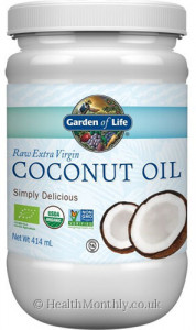 Garden of Life Organic Coconut Oil
