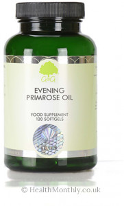 G&G Vitamins Evening Primrose Oil