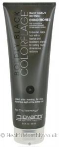 Giovanni Boldly Black Colorflage Daily Color Defense Conditioner