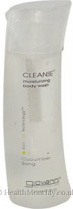 Giovanni Cleanse, Moisturizing Body Wash