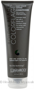 Giovanni Colorflage Daily Color Defense Shampoo Boldly Black