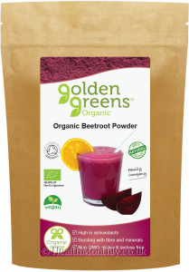 Golden Greens Organic Beetroot Powder