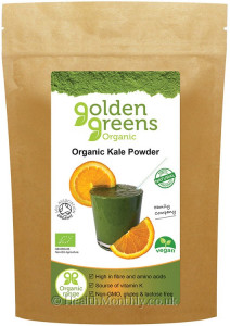 Golden Greens Organic Kale Powder