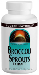 Source Naturals Broccoli Sprouts Extract