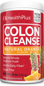 Health Plus Inc Colon Cleanse
