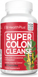 Health Plus Inc Super Colon Cleanse