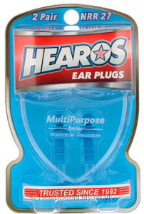 Hearos Ear Plugs MultiPurpose Series