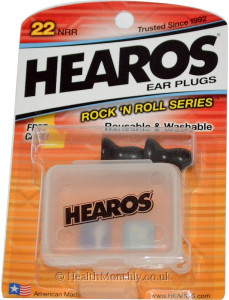 Hearos Rock N' Roll Ear Plugs