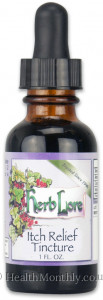 Herb Lore Itch Relief Tincture