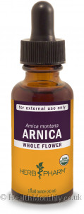 Herb Pharm Arnica Whole Flower