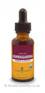 Herb Pharm Ashwagandha Extract