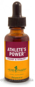 Herb Pharm Athlete's Power