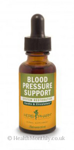 Herb Pharm Blood Pressure Support