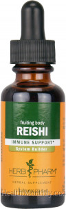 Herb Pharm Reishi Liquid Extract