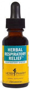 Herb Pharm Herbal Respiratory Relief