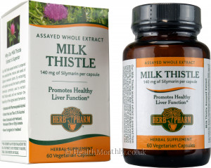 Herb Pharm Milk Thistle