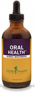 Herb Pharm Oral Health