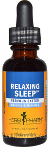 Herb Pharm Relaxing Sleep
