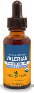 Herb Pharm Valerian Liquid Extract