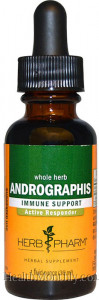 Herb Pharm Whole Herb Andrographis