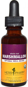 Herb Pharm Whole Root Marshmallow