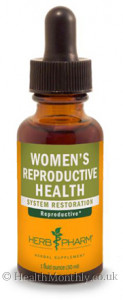 Herb Pharm Women's Reproductive Health