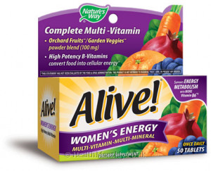 Nature's Way Alive Women's Energy