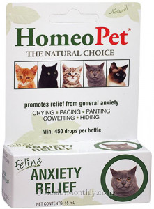 HomePet Feline Anxiety Relief Drops