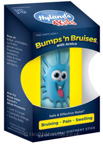 Hyland's Homoeopathic Medicine 4 Kids Bumps 'n Bruises with Arnica
