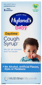 Hyland's Homoeopathic Medicine Baby Daytime Cough Syrup